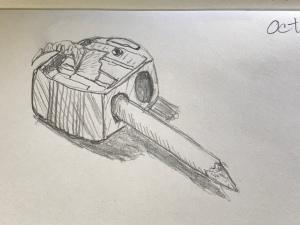 reed/pencil sharpener 10/6
