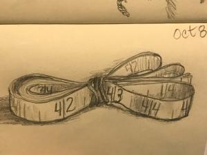 measuring tape 10/8